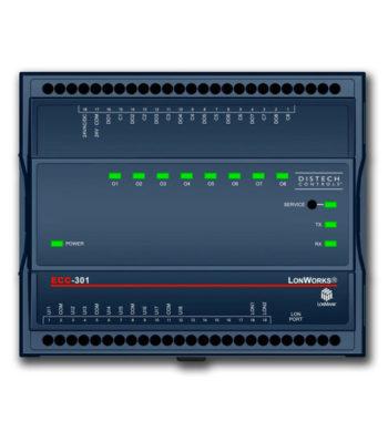 CONTRÔLEUR PROGRAMMABLE ECL-PTU-107 Distech