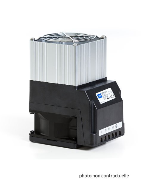 DBK Chauffage de boîtier Cirrus 80 450/800W 230V FGC2003