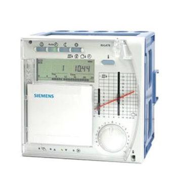Siemens Régulateur chauffage RVL479