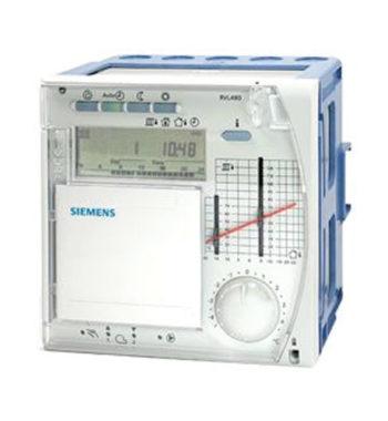 Siemens Régulateur chauffage RVL481