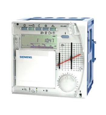 Siemens Régulateur chauffage RVL482