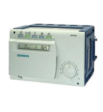 Siemens Régulateur chauffage programmable RVP351