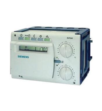 Siemens Régulateur chauffage programmable RVP361