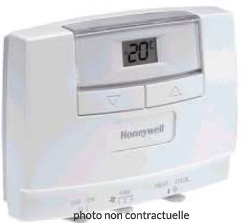 honeywell thermostat d 39 ambiance t6575c2014. Black Bedroom Furniture Sets. Home Design Ideas
