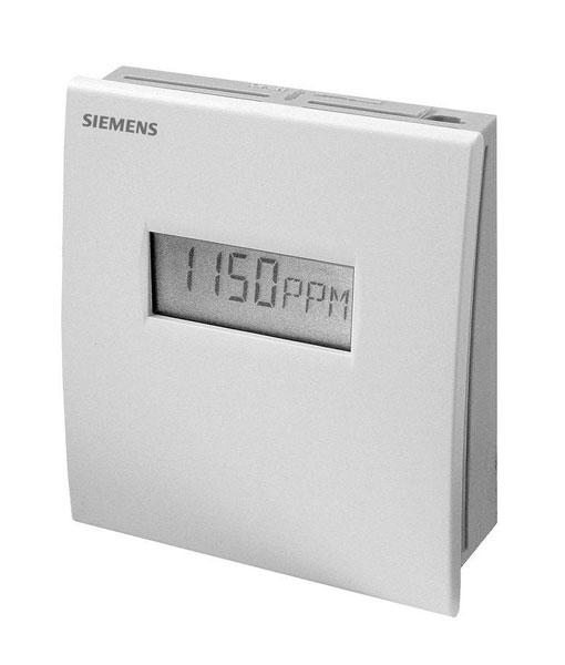 siemens thermostat d 39 ambiance qpa2002d. Black Bedroom Furniture Sets. Home Design Ideas